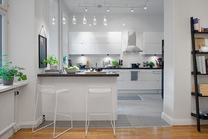 classy modern scandinavian kitchen design ideas - architecture art