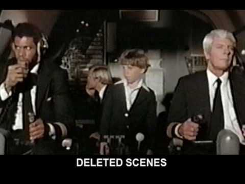 Here are the Deleted Scenes from the Movie Airplane! - View from the Wing