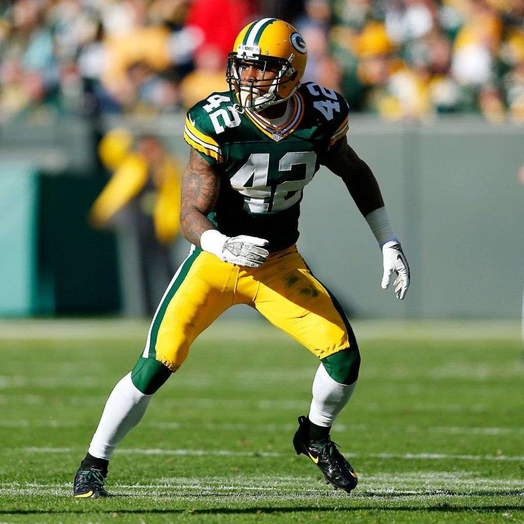 for Morgan Burnett could impact Packers run defense Green Bay