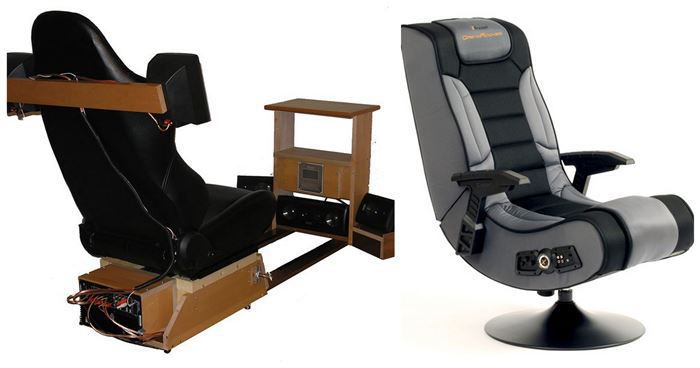 Crazy Gaming Chairs That Bring The Ultimate Gaming Experience Into