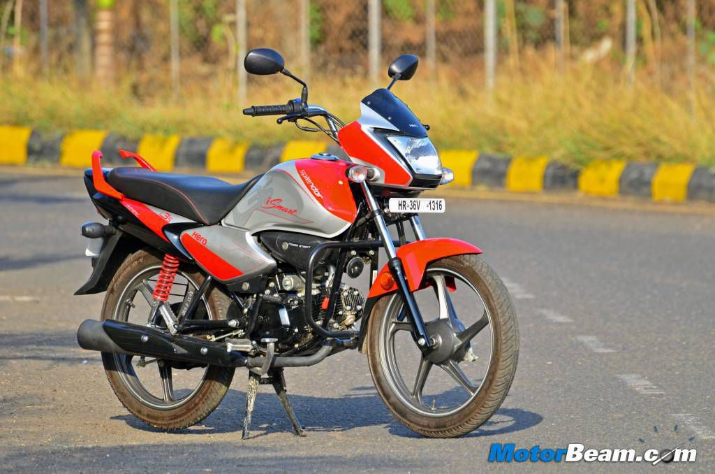Hero splendor ismart tested as world 39 s most fuel efficient - Hero splendor ismart mileage per liter ...
