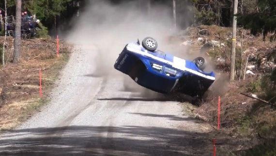 video ford escort mk1 terrifying high speed rally crash motorsport retro. Black Bedroom Furniture Sets. Home Design Ideas