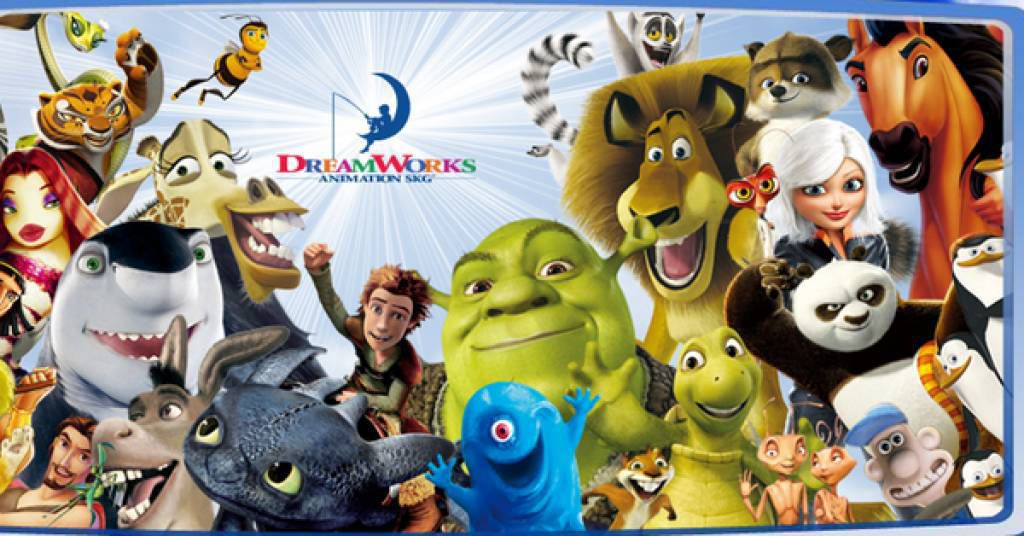 All Dreamworks Animated Movies Ranked