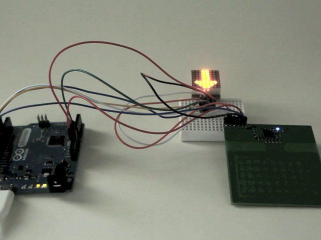 Hover adds gesture control to arduino and raspberry pi