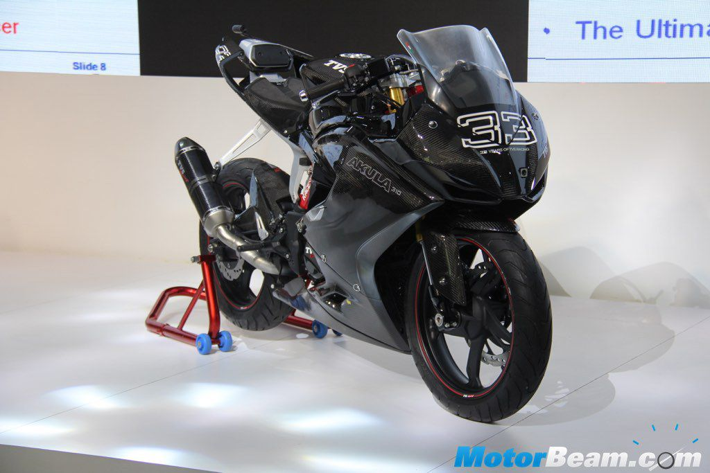 2018 ktm rc. Beautiful 2018 TVS Akula 310 Launch By End2016 To Rival KTM RC 390  MotorBeam Intended 2018 Ktm Rc O