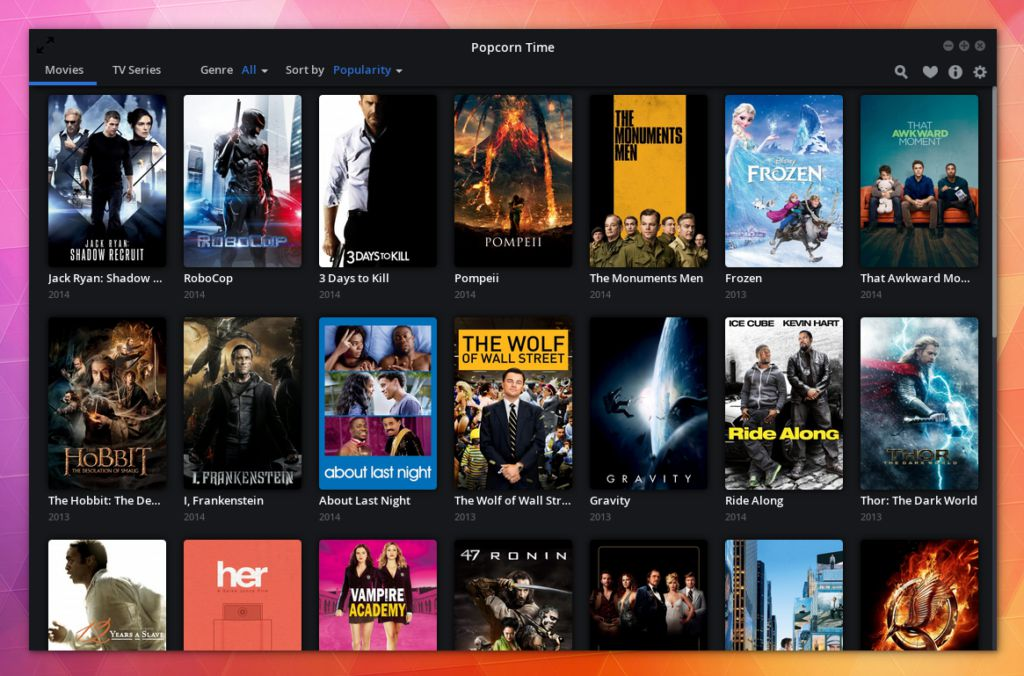 Popcorn Time for Windows, Mac, Linux: Watch movies and TV shows on the new app