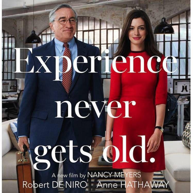 Anne Hathaway Robert De Niro Movie: The Intern Movie Quotes