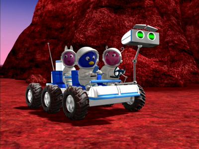 Watch Mission to Mars (Ep 1) - The Backyardigans - Season 2