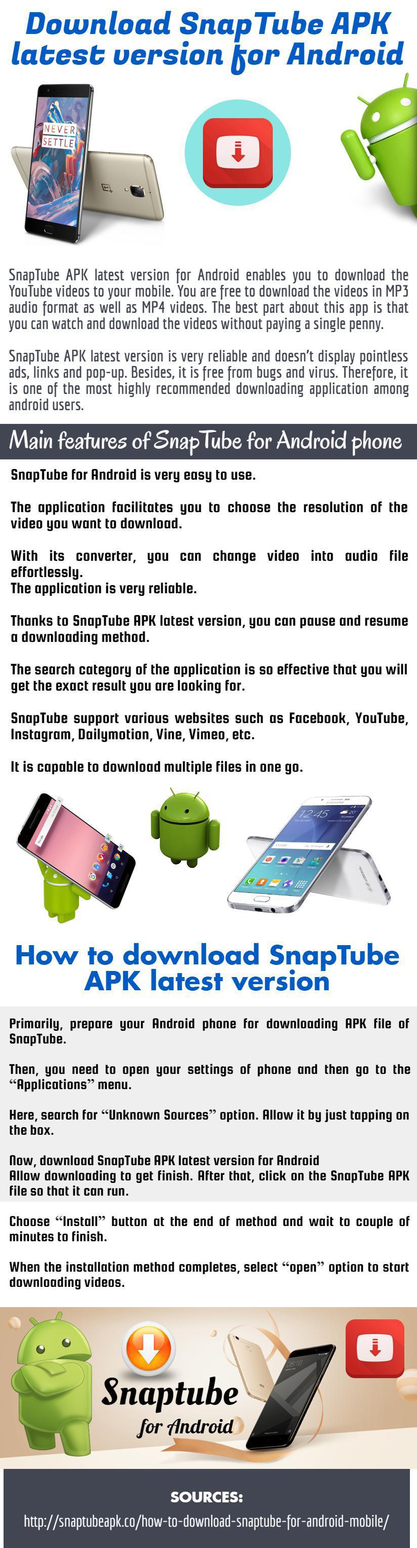 Latest Version For Android Enables You To Download The Youtube Videos To  Your Mobile You Are Free To Download The Videos In Mp3 Audio Format As  Well