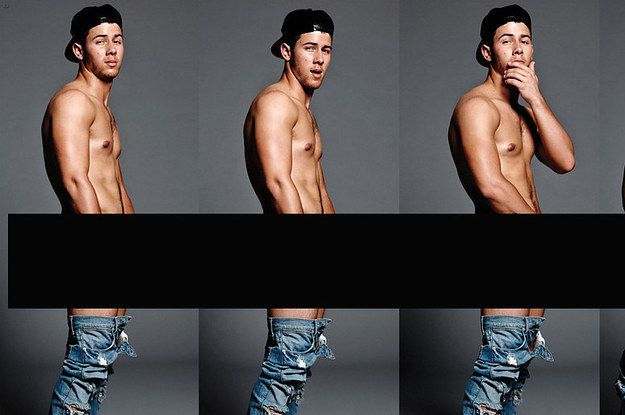Nick Jonas Has Blessed Us With A Mostly Nude Photoshoot-9938