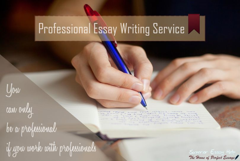 essay writing service professionals