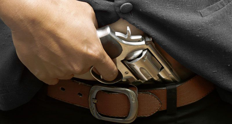 concealed weapons on campus essay Free essay: concealed weapons and campus safety prepared for: professor --- wrt202101 york college of pa prepared by: tygastyle, student wrt202101 york.