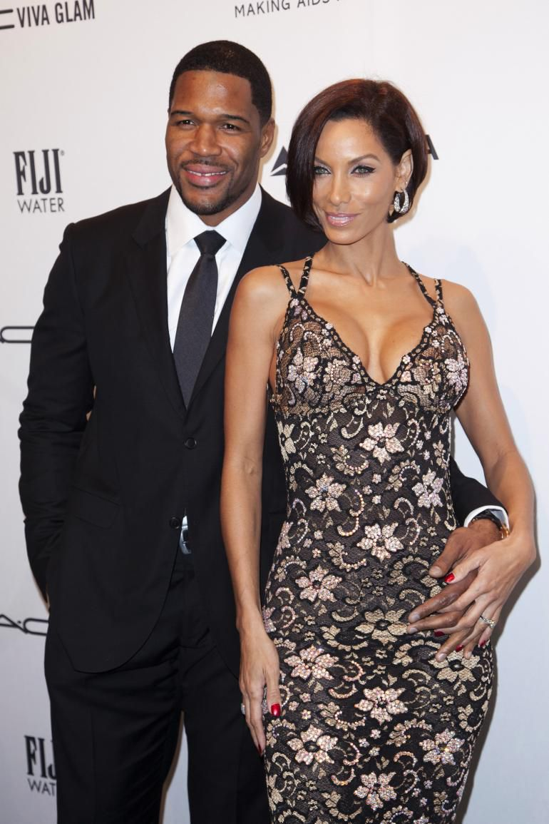 Murphy Michael Strahan Cheating Scandal Did Murphy Cheat With