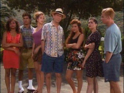 Saved By The Bell Hawaiian Style