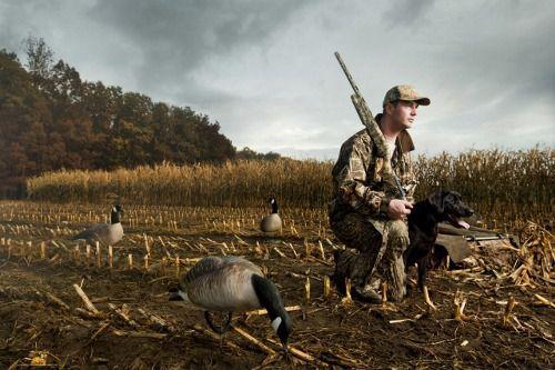 реклама на тему рыбалка и охота