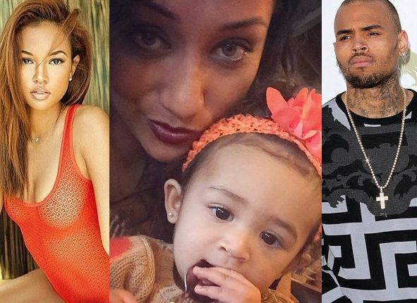 BOSSIP Exclusive: Ex-Husband Of Chris Brown's Baby Mama ...