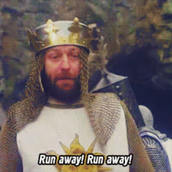 run away reactions