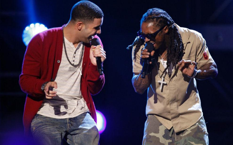 lil wayne vs drake essay Drake and lil wayne go head-to-head in queens the new orleans rapper and his toronto protégé trade songs and insults at a new york city show.