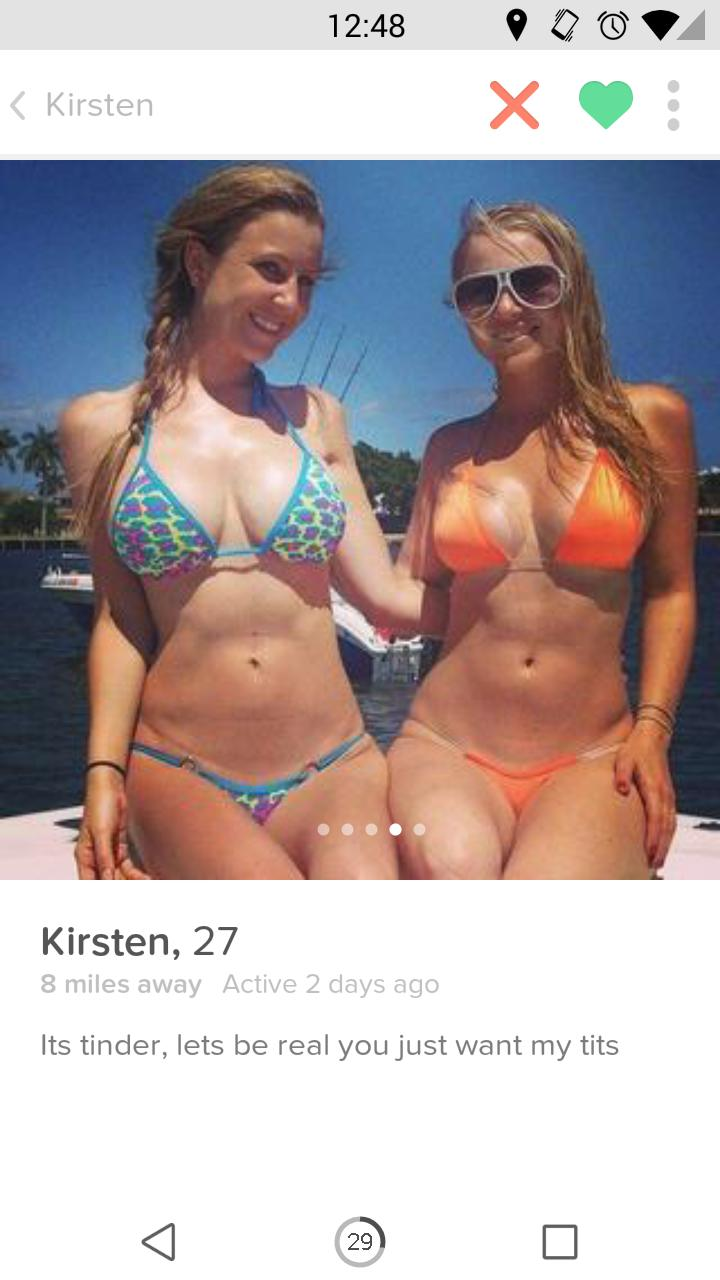 10 Women With Outrageously Honest Tinder Profiles-5677