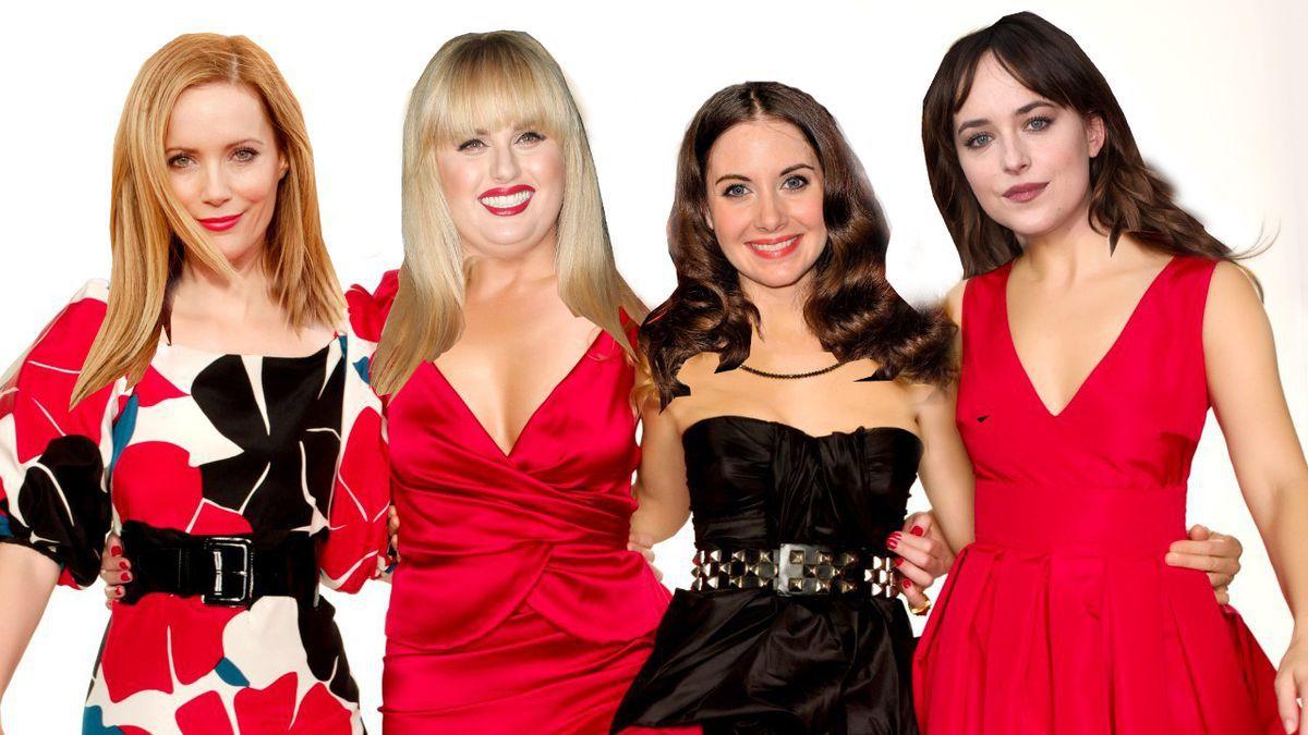 Dakota Johnson, Leslie Mann, And Rebel Wilson Join Alison Brie In How To Be  Single
