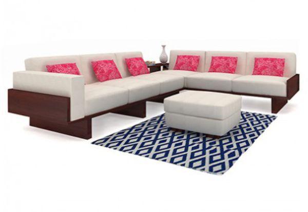 L Shaped Sofa Set Buy Corner Sofa Set Online In India