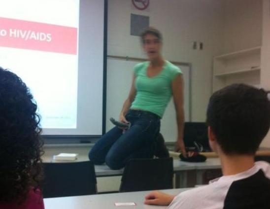 Jacksonville, Florida Teacher Suspended After Shocking Sex -9926