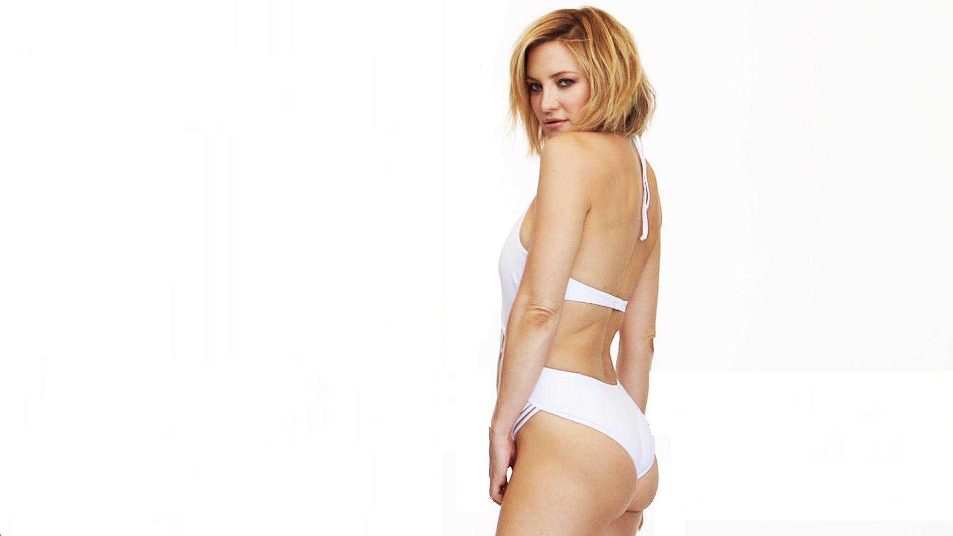 Kate Hudson Flaunts Sexy Bikini Body In Shape Magazine -7794