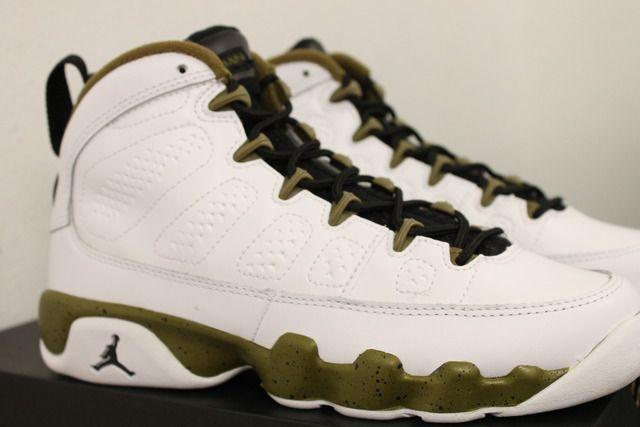 Air Jordan Statue Retro 9 releasing August 22, 2015