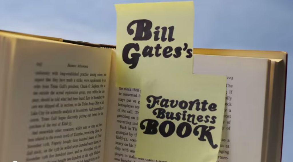 book bill gates author adam woog essay