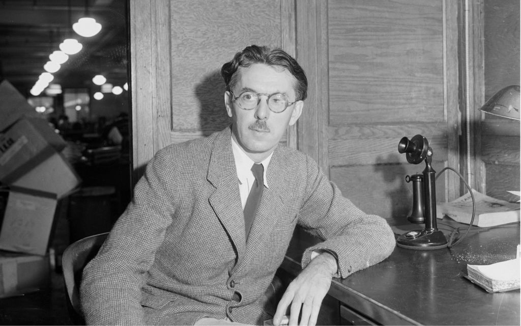a biography and life work of james thurber an american cartoonist Biography: james thurber james grover thurber (december 8, 1894 – november 2, 1961) was an american cartoonist, author.