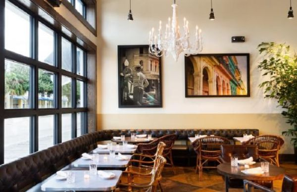 Grato restaurant opens in west palm beach for Interior design west palm beach