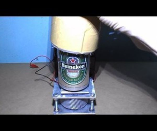 Homemade Mini Usb Fridge Frefrigerator Peltier Cooler Free